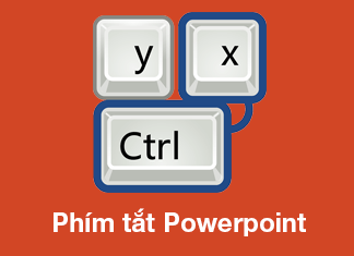 phím tắt powerpoint