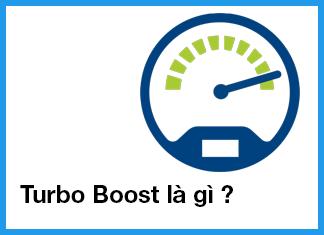 turbo boost là gì