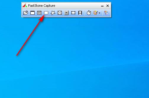 chụp ảnh màn hình faststone capture
