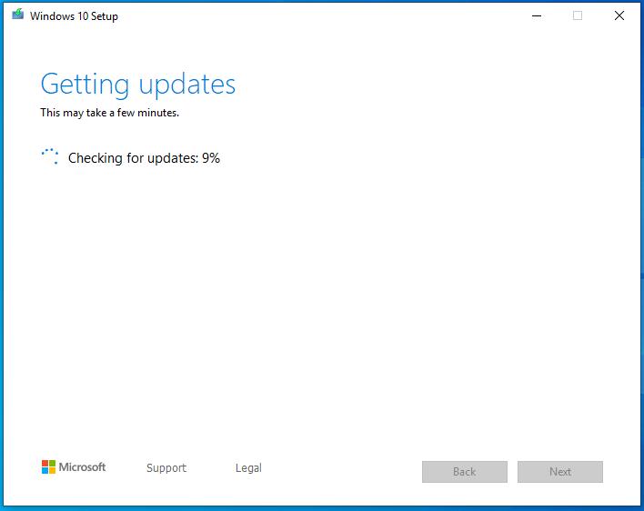 nâng cấp windows 7, 8, 8.1 lên windows 10 hình 6
